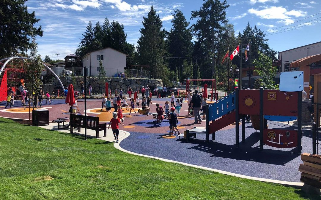 Sarah Beckett Memorial Playground